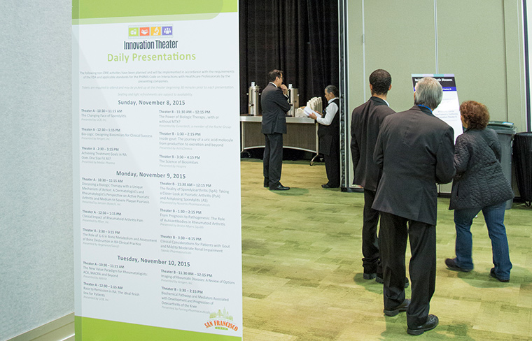 Enhance your Meeting Education by Attending an Industry-Supported Session